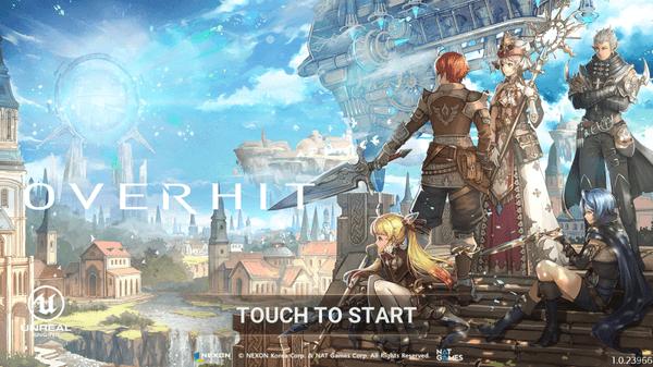 OVERHIT【オーバーヒット】超美麗グラフィックファンタジーRPG